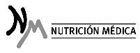 NUTRICIÓN MEDICA